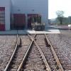 Implantation d'appareils de voie en gare de Bettembourg