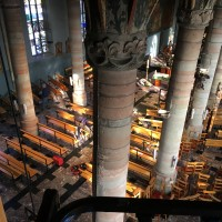 Analyse des déformations structurelles de l'Eglise Saint-Pierre de BASTOGNE